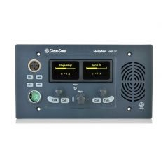 HelixNet 4-Channel 2 Display with Shift Page Digital Speaker Station
