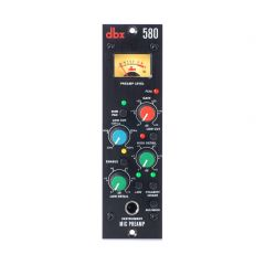 580 Microphone Preamp - 500 Series