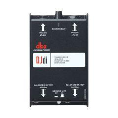 DJDI 2-channel Passive Direct Box