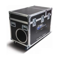 LSG PFI-9D System - High Power Low Pressure with Road Case - 110V