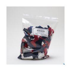 Pro Fetti Free Flow Paper (1 Lb. Bag) - Red, White & Blue