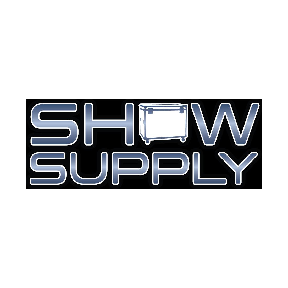 ColorSource CYC Fixture with Edison Plug - Black
