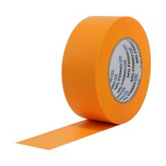 "Pro Console Premium Flatback Paper Tape (1"" x 60 yd) - Orange"