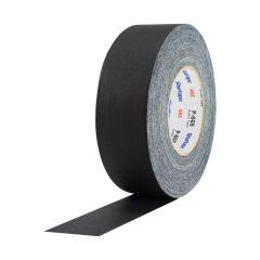 "Shurtape P665W Water-Resistant Gaffers Tape (4"" x 55 yd) - Black"