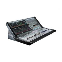 Vi1-32 Control Surface With (16) Faders To Control Up To (64) Mix Inputs ([8] Master Faders And Lcr)