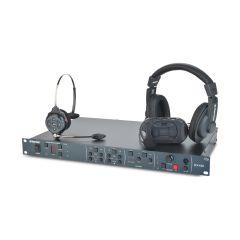 DX410 System 2.4 GHz Digital Wireless Intercom System