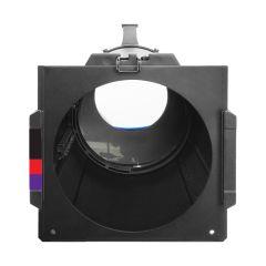 Ovation Ellipsoidal HD Lens Tube (IP-Rated) - 19-Degrees, Black