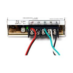 MEAN WELL LED Power Supply Cord Kit