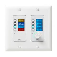 EC-8BV Ethernet Controller with 8 Buttons and Volume Control (US) - White
