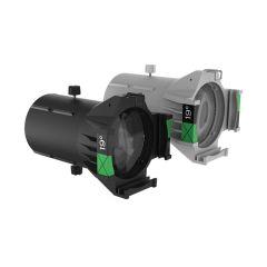 Ovation Ellipsoidal HD Lens Tube (IP-Rated) - 19-Degrees, White