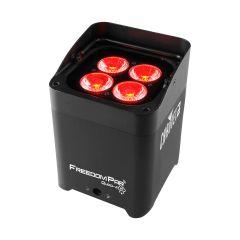 Freedom Par Quad-4 Battery-Powered LED Par Light Fixture (IP-Rated)