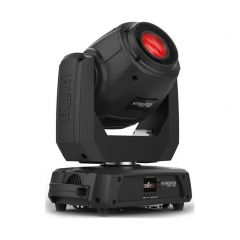 Intimidator Spot 360 Moving-Head LED Spot Light Fixture - Black